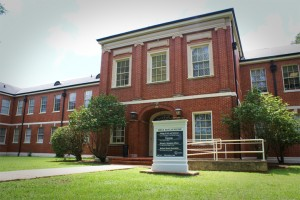 University of Alabama - McMillan Building